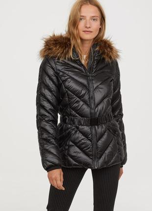 Утепленная куртка, 34р (xs) - 36р (s) - 38р (m), полиамид 100%