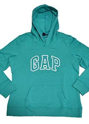 Gap худи женская кофта флисовая