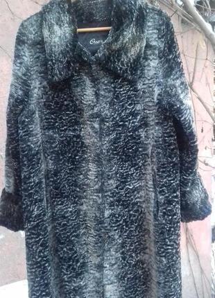 Шуба,меховое пальто франция