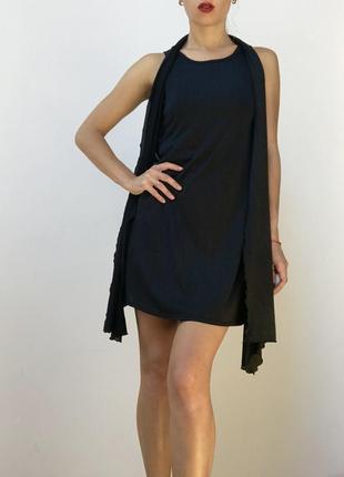 Праздничное платье с напылением серебра