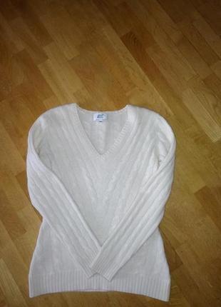 Кашемировый свитер  s/m