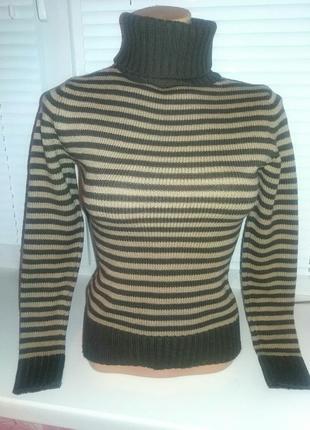 Теплый гольф свитер от philip russel