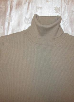 Гольф водолазка alberto bini кофта свитер 100% merino wool