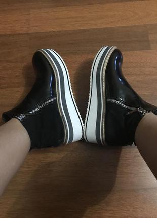 Ботинки-челси2 фото