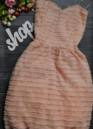 Красивое нарядное платье atmosphere замер