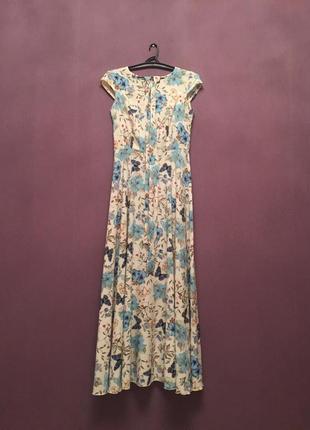 Платье в пол vovk в идеальном состоянии