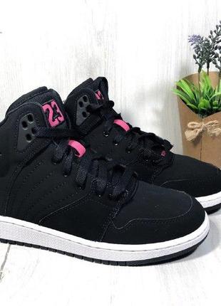 Nike jordan женские кроссовки зимние