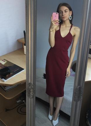 Шикарное платье на девушку с грудью 😁