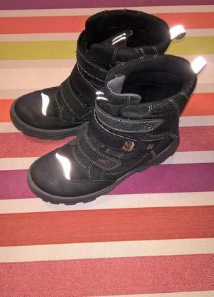 Ботинки imac tex италия размер 37 - 37,5 стелька от края до края 24,2 см