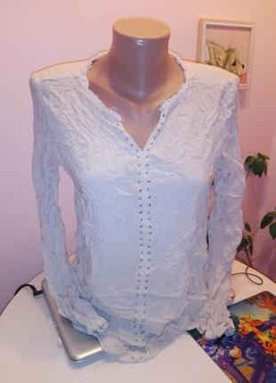 Блуза туника от tom tailor очень приятная к телу