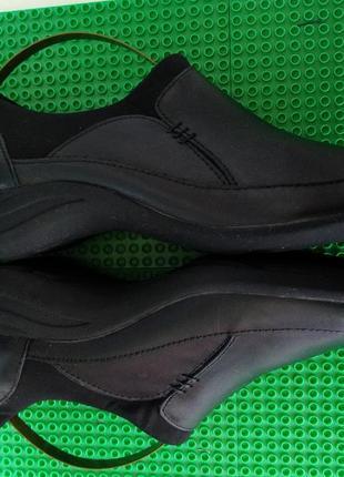 Женские туфли hush puppies р. 38, стелька 24.5  см кожа
