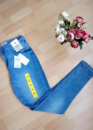 Новые джинсы р.14(48)