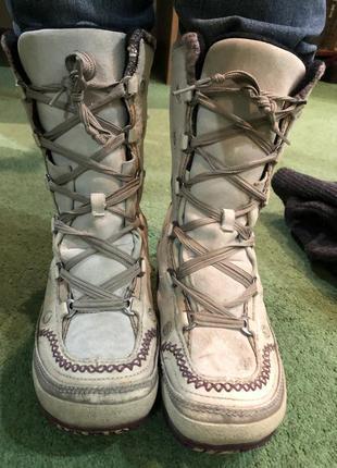 Ботинки зимние merrel
