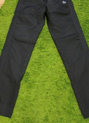 Жіночі спортивні утеплені штани adidas