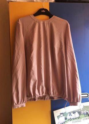 Стильная блузка, дорогой бренд