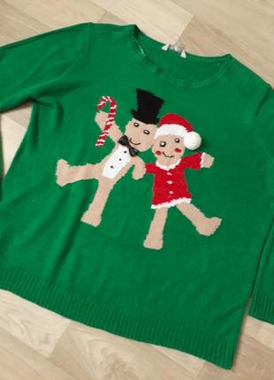 Класный свитерок р 46-48