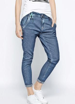 Pepe flow gym indigo jeans джинсы 24/26 (xs/s)