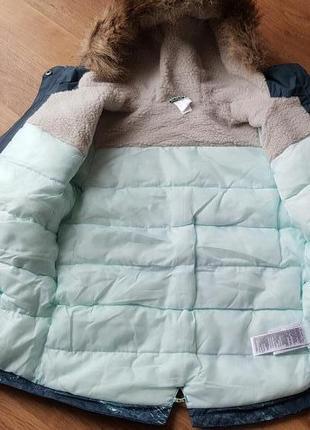 Куртка зимняя xx warm quechua детская3 фото