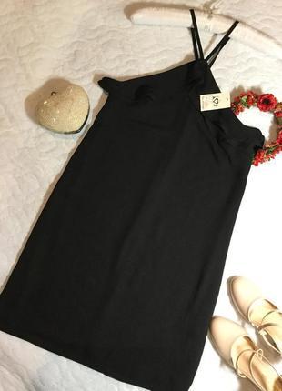 Платье вечернее воланы miss selfridge 10 размер