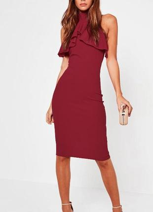 Английское платье femme luxe р. 48
