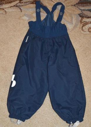 Полукомбинезон,брюки демисезонные reima tec р.86 см