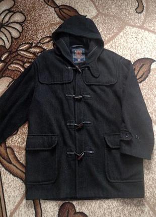 Чоловіче зимове шерстяне пальто/зимнее шерстяное пальто gloverall made in england