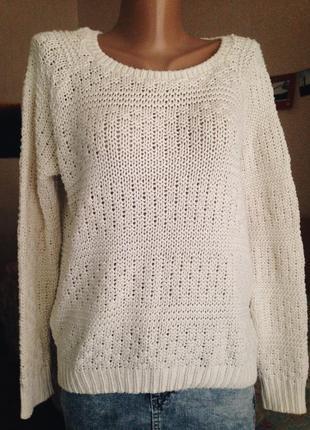 Вязанный свитер miss selfridge