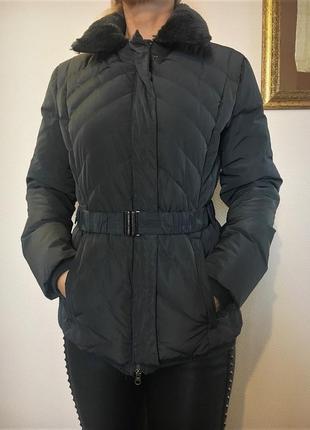 Куртка пуховая armani jeans