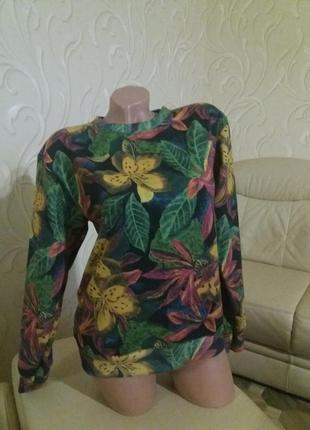 Свитшот свитер pull&bear s/26