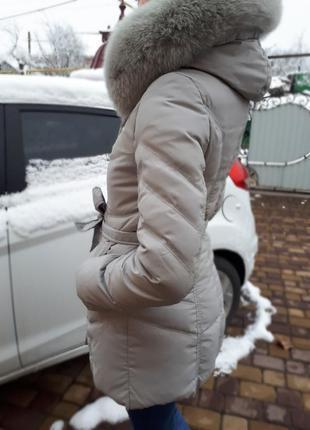 Пуховик. куртка из пуха. пуховая куртка. зимняя куртка.