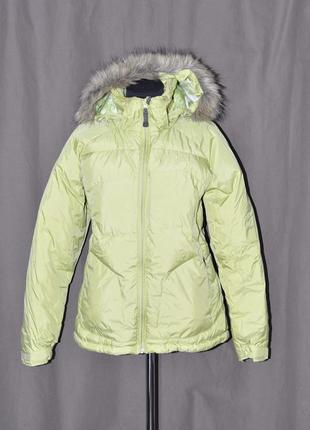Куртка пуховик columbia ( l ).