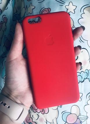 Новый чехол на iphone 6 + (plus)