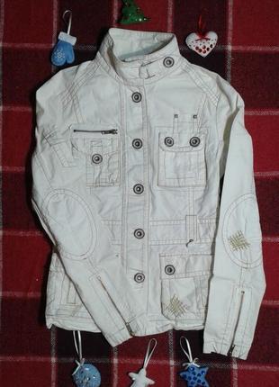 Джинсовая куртка next, m