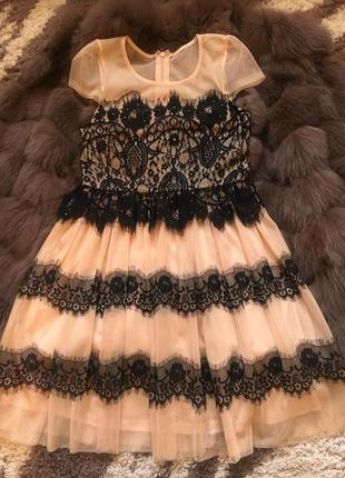 Платье сукня плаття мережевне