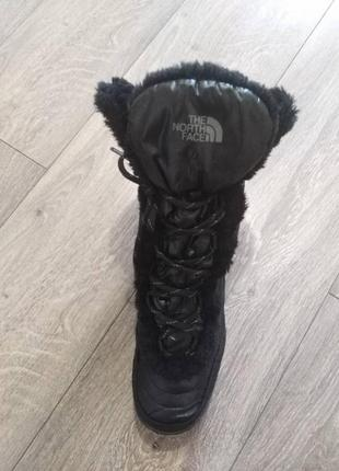 The north face ботинки сапоги, дутики, сапожки