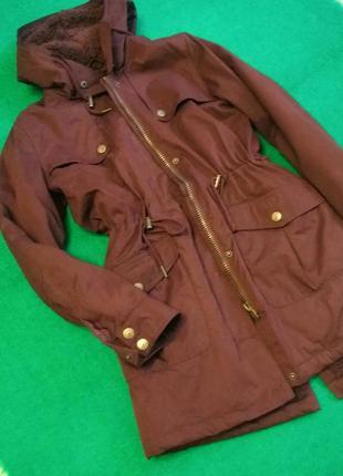 Куртка парка colin`s