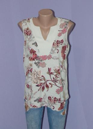 Разноцветная блузочка 14 размера