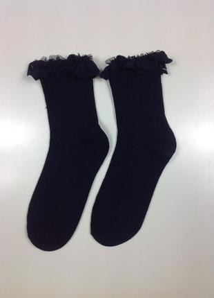 Женские носки с оборкой primark