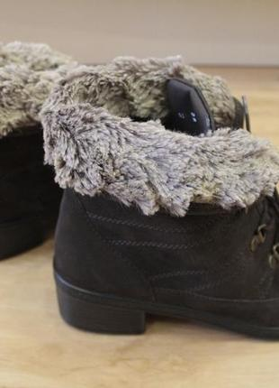 Ботинки hotter carla, 100% оригинал. размер 39. англия.