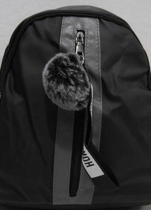 Городской тканевой рюкзак 18-11-044