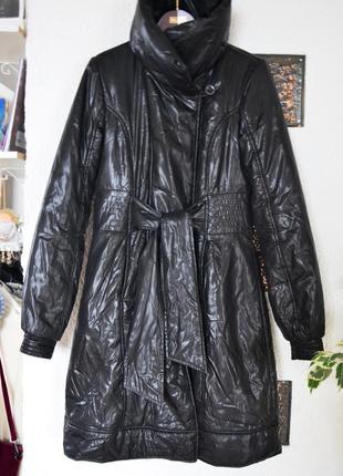Теплое пальто куртка orsay