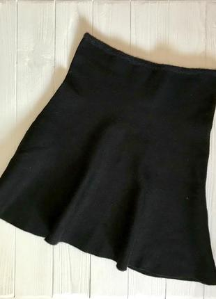 Мини юбка zara