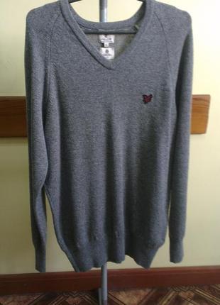 Lyle & scott  мужской свитер , m