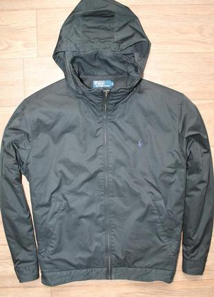 Шикарная оригинальная курточка  ralph lauren хл размер