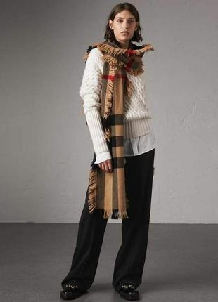 Широкие брюки клёш штаны шерстяные 97% шерсть burberry на высокий рост