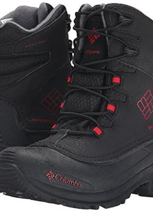 Зимние ботинки columbia bugaboot iii omni-heat waterproof winter boots, размер 1 us