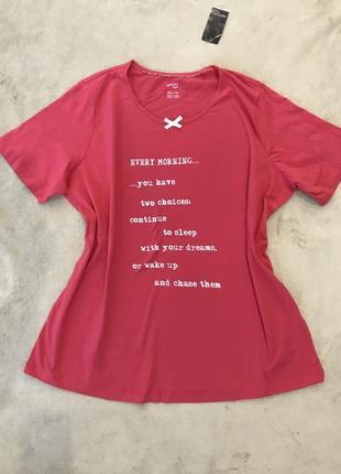 Піжамна, домашня футболка esmara