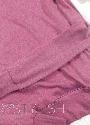 Красивая кофта свитшот с бантиком на спине4
