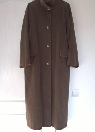 Шерстяное пальто maxmara, 36,s