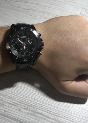Новые наручные часы, наручний годинник amber